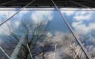 Le ciel de la Maison de Solenn © Patrick Gripe/Signatures, tous droits réservés